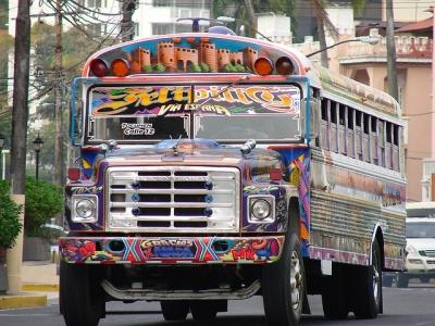 Описание и снимки на пристанище Кристобал (Панама), Панама от круизен маршрут