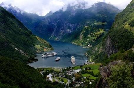 7 дни Красивите фиорди на Норвегия