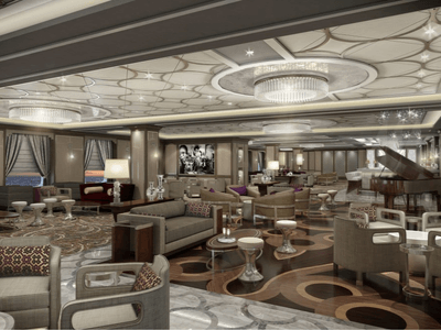 Круизен кораб Sky Princess на Princess Cruises