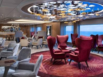 Круизен кораб Celebrity Apex на Celebrity Cruises