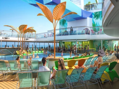 Круизен кораб Odyssey of the Seas на Royal Caribbean Intl.