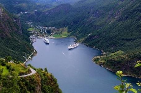 11 дни Германия, Норвегия - UJ7T
