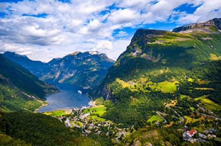 12 дни Германия, Норвегия - KEL12018