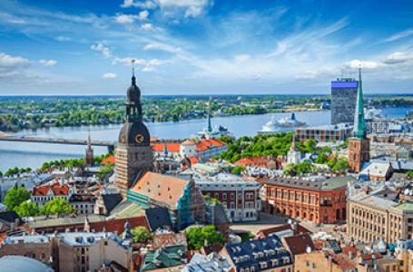 9 дни Германия, Швеция, Финландия, Русия, Естония, Латвия - KEL09082