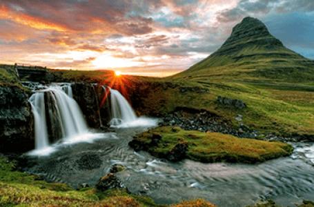 14 дни Холандия, Великобритания, Исландия, Германия - AMS14013