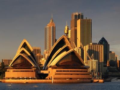 Описание и снимки на пристанище Сидни (Уайт Бей), Австралия от круизен маршрут