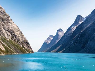 Описание и снимки на пристанище Cruise Prince Christian Sund E, Гренландия от круизен маршрут