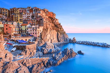 7 дни Цветовете на Средиземно море