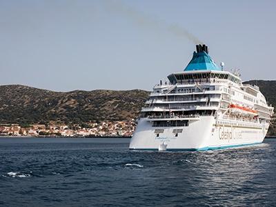 Круизен кораб CELESTYAL Crystal на Celestyal Cruises
