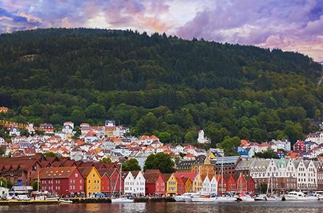 7 дни Норвежки фиорди - UMMW