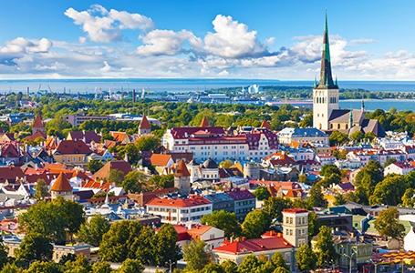 7 дни Германия, Швеция, Естония - UO5I