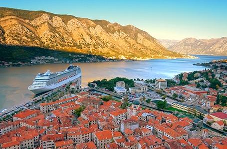 7 дни Италия, Гърция, Черна гора, Хърватска - UO31