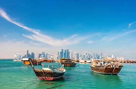 7 дни Обединени арабски емирства, Саудитска Арабия, Катар - UO17