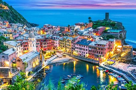 7 дни Италия, Испания - UNXO