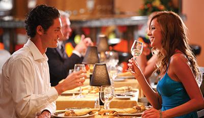 Ресторантите на борда