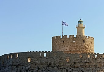 Rhodos Greek islands
