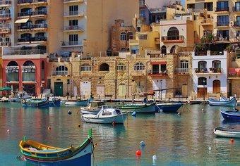 Malta cruise Valetta