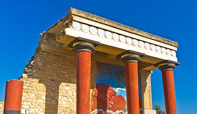Кносос, остров Крит