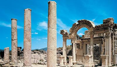 Старият Ефес до Кушадасъ