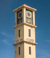 Часовниковата кула в Кушадасъ