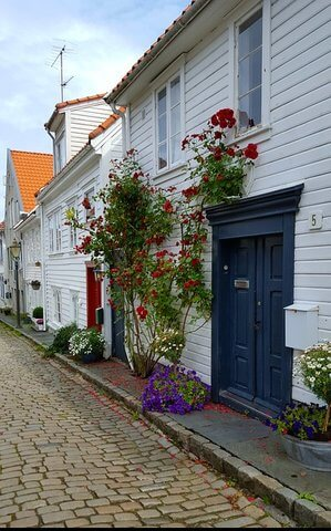 Стария град Ставангер