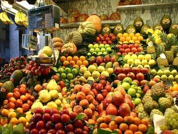 Пазар във Валенсия
