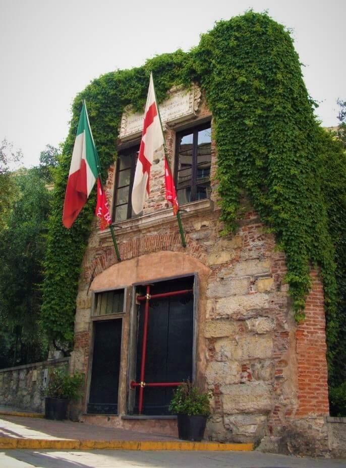 Къщата на Христофор Колумб в Генуа