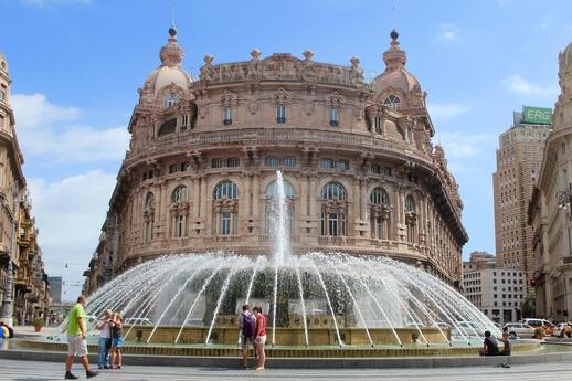 Palazzo Reale в Генуа
