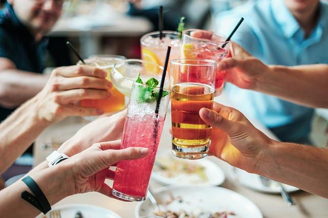 коктейли на борда на круизен кораб