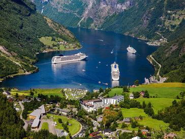 Фиордите в Норвегия