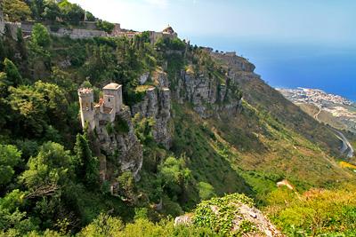 Ериче, о-в Сицилия