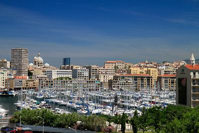 Марсилия, Франция
