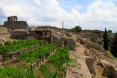 Развалините на Помпей