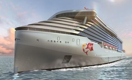 Virgin Ship Scarlet