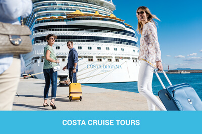 Costa Cruises и Central Holidays създават Costa Cruise Tours