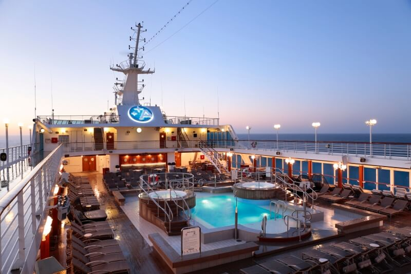 Azamara onboard
