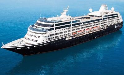 Azamara ship