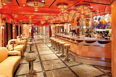 Costa Deliziosa барове на борда
