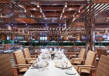 Gattopardo restaurant