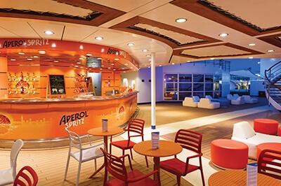 Costa Victoria барове на борда