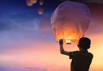 Asia ballon