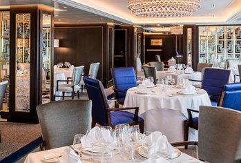 Cunard restaurant