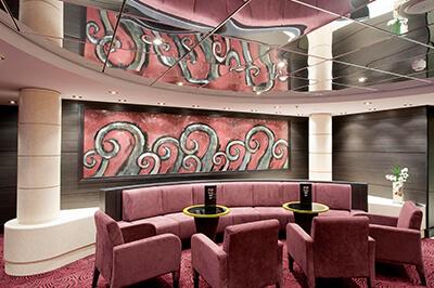 MSC Magnifica барове на борда