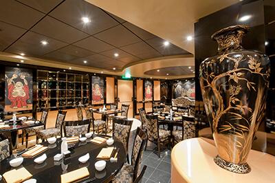 MSC Magnifica ресторанти на борда