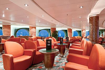 MSC Musica барове на борда