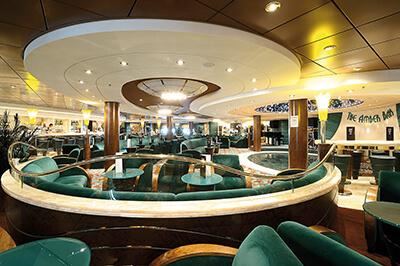 MSC Orchestra барове на борда