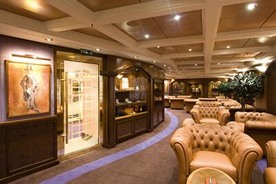 MSC Orchestra ресторанти на борда