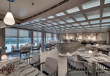 MSC Seaview ресторант