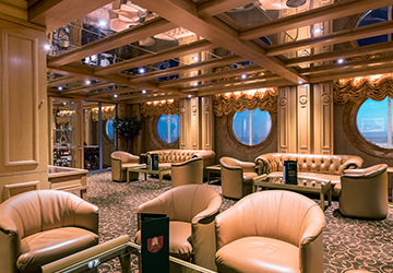Ambassador Cigar room