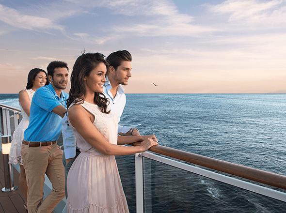 Промоция на MSC Cruises
